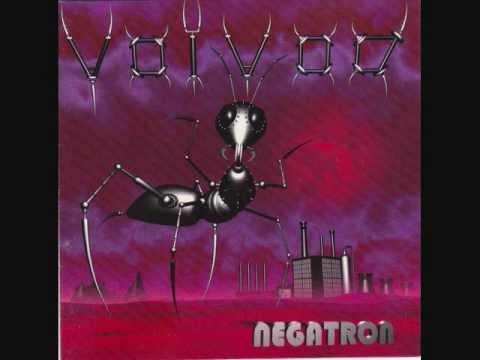 Voivod - Reality - Negatron 1995