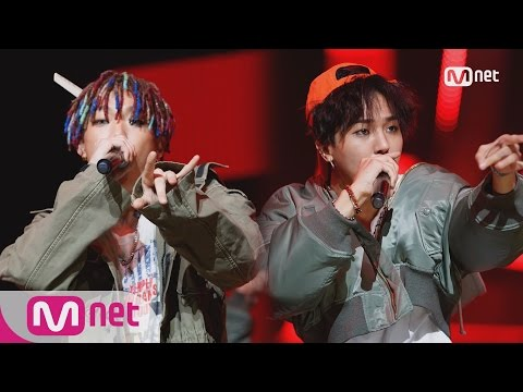 [MOBB - Hit Me] Debut Stage | M COUNTDOWN 160922 EP.493