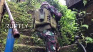 Philippines: Army advances on Maute positions as battle for Marawi continues