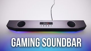 Sound Blaster KATANA - BRING ON THE BOOM!