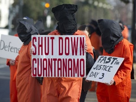Is Guantanamo Obama's Greatest Disgrace?