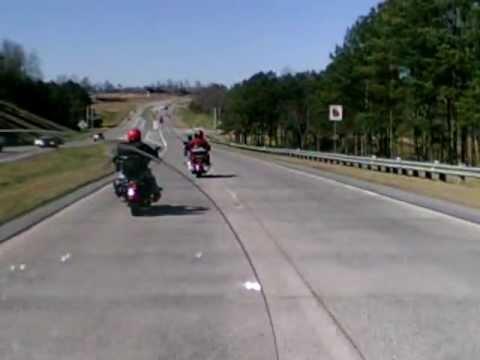 Motorcycle Ride To Blue Ridge Ga