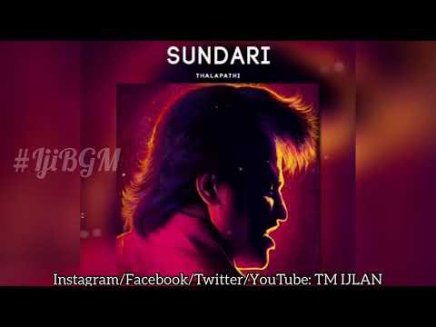Sundari Kannaal Oru Sethi Full Love BGM