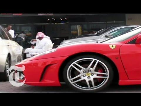 World: Reporter's Notebook: The Cars of Dubai