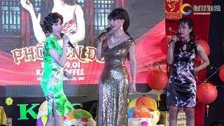 """Linh Anh, Yumi hơn thua Gạo Nếp Gạo Tẻ và trận chiến """"chặt đầu"""" Sơn Ca tại loto show Hương Nam"""