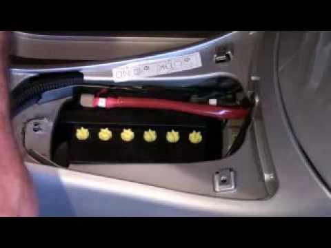 Vespa Gts  Battery