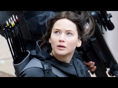 The Hunger Games: Mockingjay Part 1 - Teaser Trailer - Ign Rewind Theater video