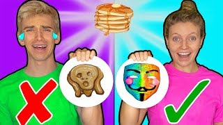 GAME MASTER PANCAKE ART CHALLENGE with GRACE SHARER (CWC Project Zorgo Reveal, Mystery Spy Gadget)