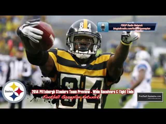 Football Gameplan's 2014 NFL Season Preview - Pittsburgh Steelers