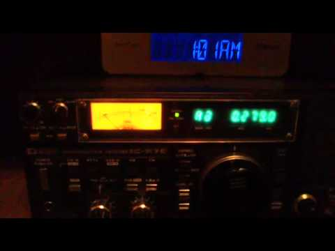 Turkmen Radio on 279 KHz