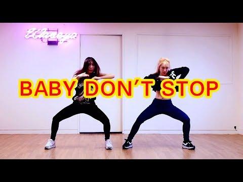 여자가 추는 NCT U 엔시티 유 Baby Don't Stop 웨이브야 WAVEYA