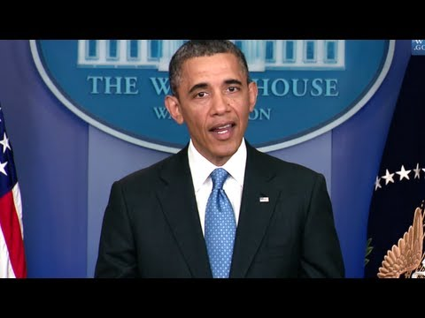 "Obama Clearly Explains ""Obamacare"""