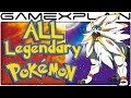 All Legendary Pokémon Locations in Pokémon Sun & Moon (Guide & Walkthrough)