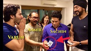 READING - SACHIN'S, AAMIR'S & VARUN'S MIND