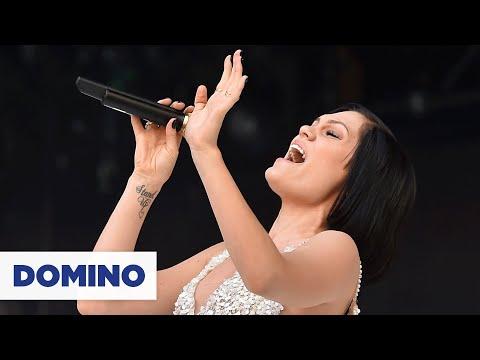 Jessie J - Domino (summertime Ball 2014) video