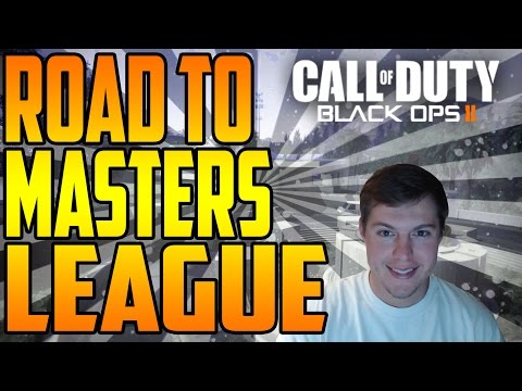 Road To Master Division Ep. 1 with JNasty Call of Duty Black Ops Two Gameplay