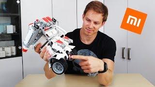 Xiaomi MiTu Robot Builder - RECENZE neodolatelné stavebnice