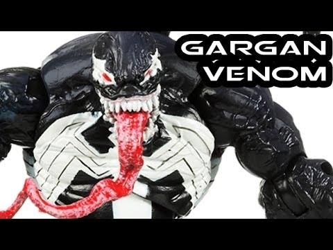 Marvel Legends GARGAN VENOM Spider-Man Classics Figure Review