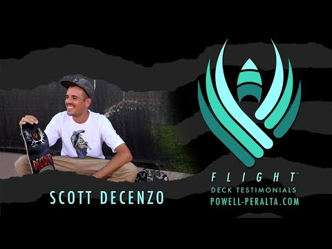 POWELL PERALTA | SCOTT DECENZO | FLIGHT