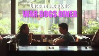 Obscure Movie Locations - War Dogs (2016): The Diner