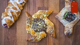 3 of the Easiest Pastries Ever!