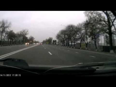 ДТП на видеорегистратор