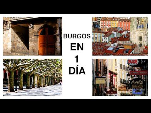 Burgos en 1 día