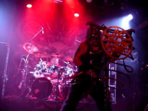 Vader - Devilizer live @ Zaandam, De Kade 10-03-2010