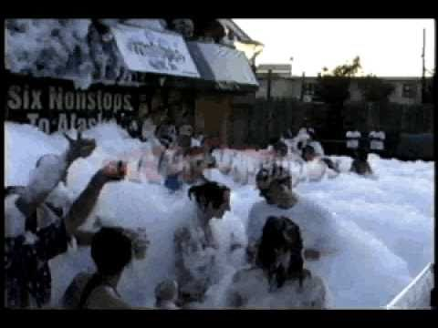 The LARGEST Touring Foam Dance Party ANYWHERE!!!