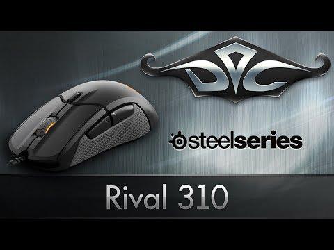 SteelSeries Rival 310. Я все переосмыслиииил ©