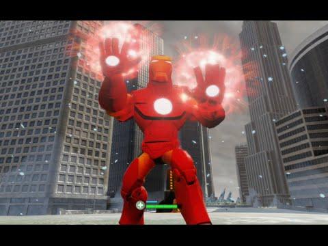 Disney Infinity 2.0 - Marvel Super Heroes - Iron Man (Level 20 Character Showcase)