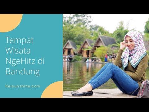 TEMPAT WISATA PALING HITS TERBARU DI BANDUNG - YouTube