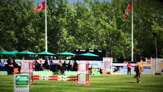 Beezie And John Madden Teach Equitation At Spruce Meadows