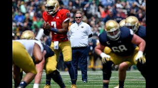 Will Notre Dame Football Improve in 2017? | Stadium