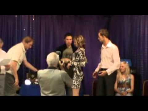 Rhys Williams 2010 UKA Video Blog 2