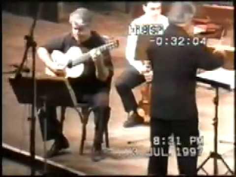 David Starobin, M. Ponce Concerto, CORFU 1997, part 2