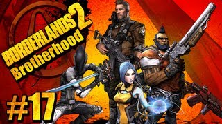 Borderlands2 Pt.17 Brotherhood 4 player co-op