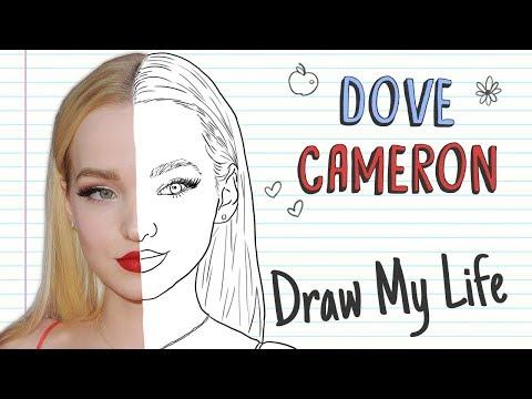 DOVE CAMERON | Draw My Life