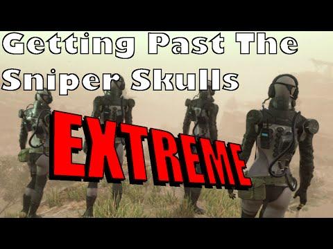 Sniper Skull The Sniper Skull Units