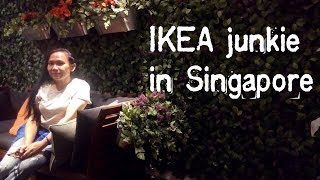 Travel vlog41-An IKEA junkie in Singapore Pt2