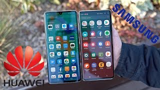Huawei P30 Pro vs Samsung Galaxy S10 Plus - Which Flagship is Best For You?