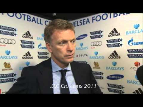 David Moyes Post Match Interview Chelsea 2-1 Everton 19/5/13