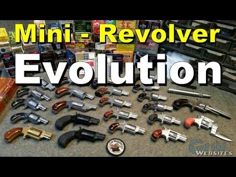 Mini Revolver Evolution