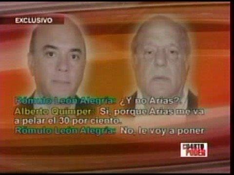 Peru-corrupcion-petroleo 2 de 6 Romulo Leon Alegria, Alberto