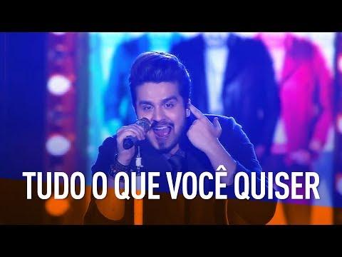 Luan Santana - Tudo Que Você Quiser (DVD Festeja Brasil 2016) [Vídeo Oficial]
