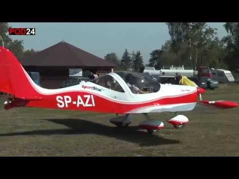 SportStar RTC w Aeroklubie Ziemi Jarosławskeij