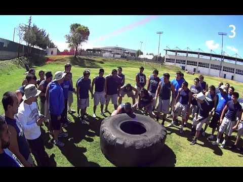 Borregos Toluca vs 400 kg Pre Season 2014
