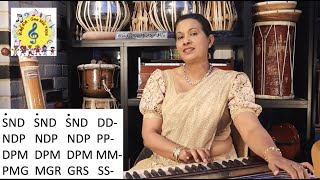 7. Swara Abhyasa PART 2 | Danno Budunge (Budu Bathi Gee)