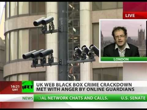 UK's Dark Cloud: Web 'black box' totalitarianism