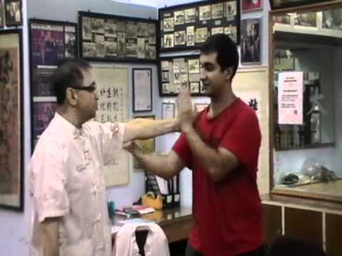 WING TSUN LEUNG TING INTERVIEW IN HONGKONG PART 2
